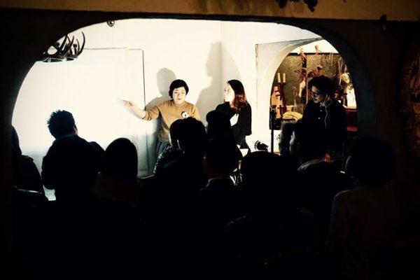 開催レポート 福岡映画部 第1回「映画館の未来を考えるーパリ、映画館巡礼の記録と語りから」